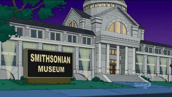 Still from The Simpsons