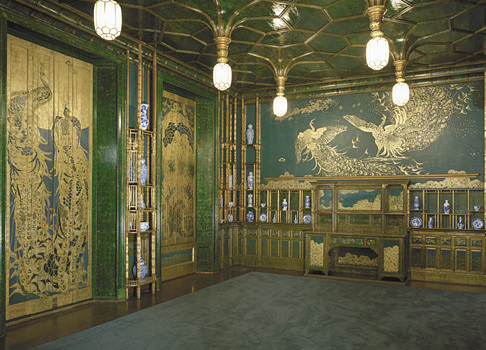 Harmony in Blue and Gold: The Peacock Room