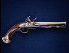 Braddock Pistol,  Name: Washington, George, Gabbitas