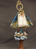 Barbie Dressed as La Virgen de la Caridad del Cobre,  Name: Mattel, Inc., Perez, Armando
