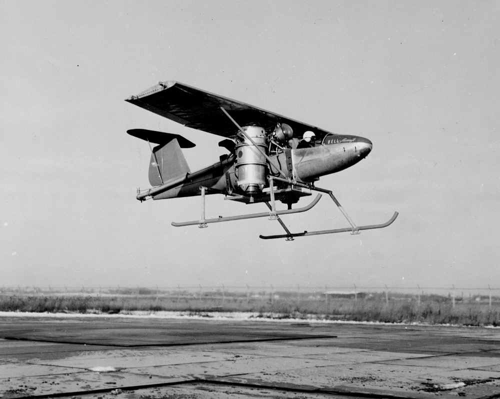 Bell Model 65 ATV (Air Test Vehicle)