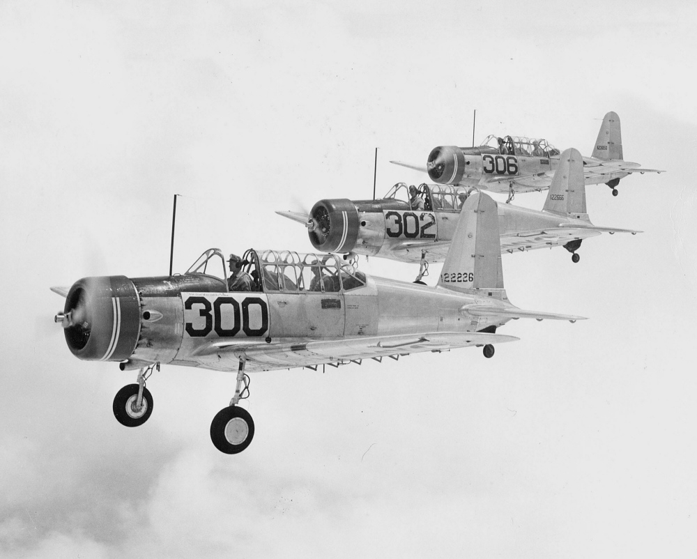 Vultee BT-13A Valiant