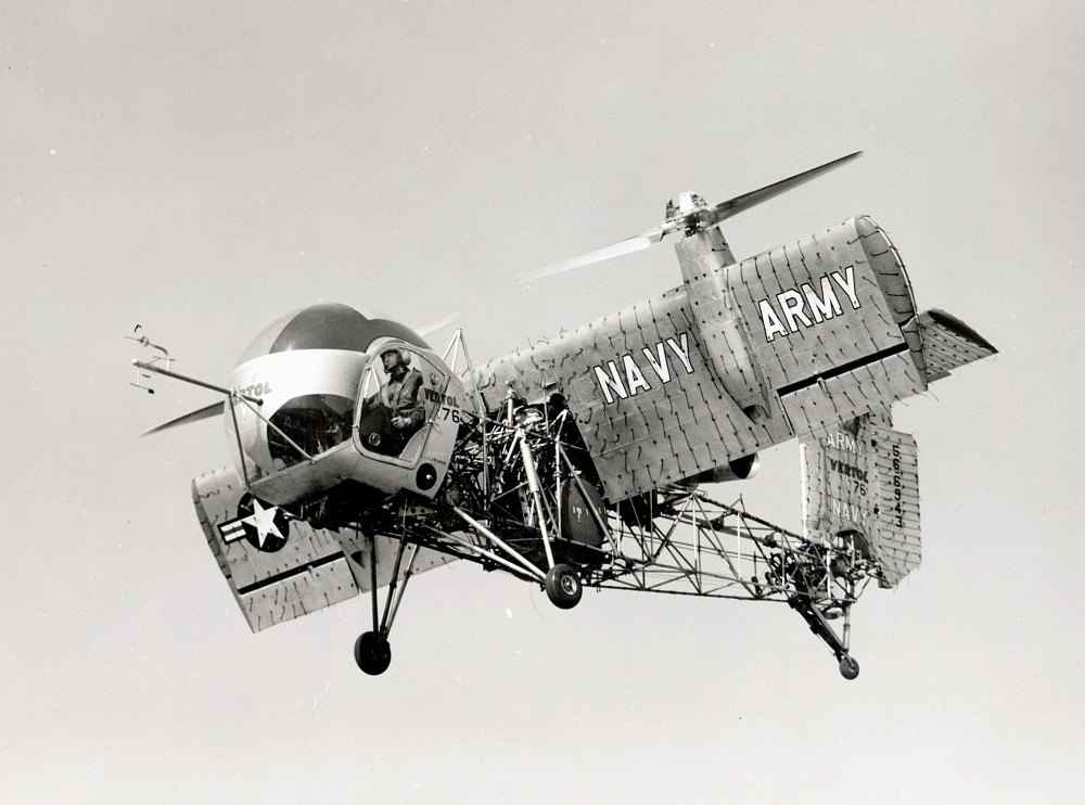 Vertol VZ-2 (Model 76),Vertol VZ-2 (Model 76)