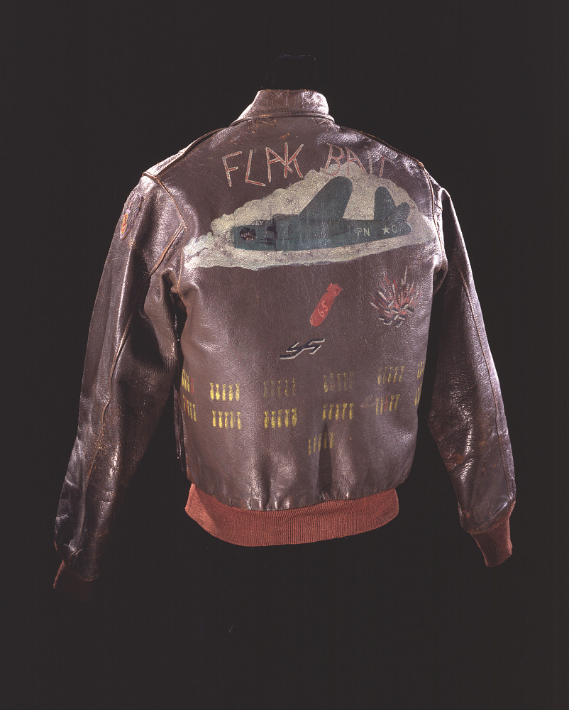 Jacket, Flying, Type A-2, United States Army Air Forces,Jacket, Flying, Type A-2, United States Army Air Forces