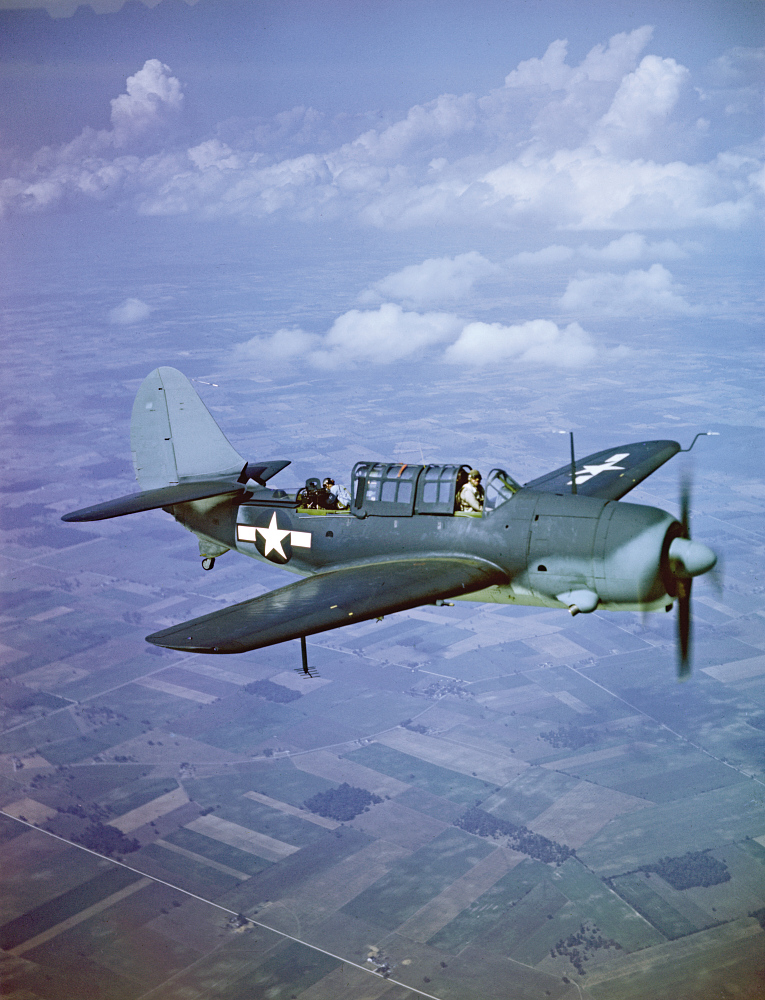 Curtiss SB2C-5 Helldiver