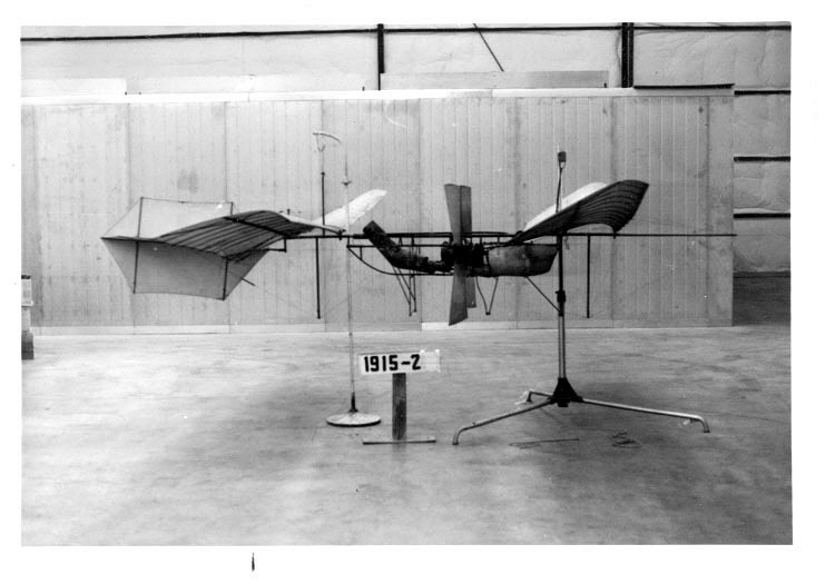 Langley Aerodrome Number 5 (reproduction),Langley Aerodrome Number 5 (reproduction)