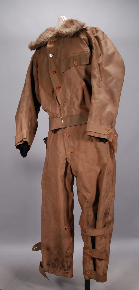Suit, Flying, Winter, Royal Air Force, Edward Prince of Wales