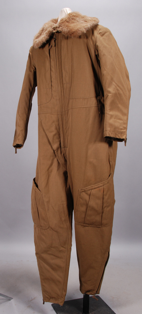 Suit, Flying, Winter, Electrically Heated, Japanese Army Air Force