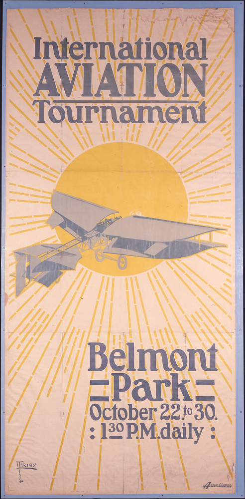 International Aviation Tournament Belmont Park