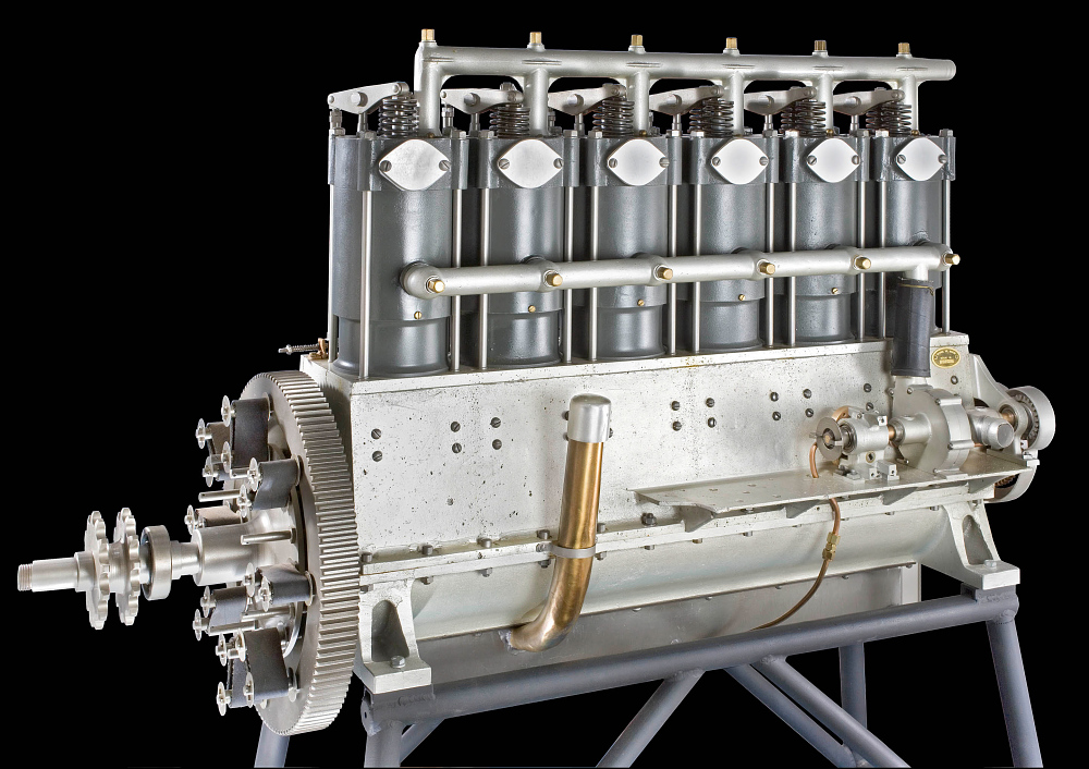 Wright 6-70, In-line 6 Engine