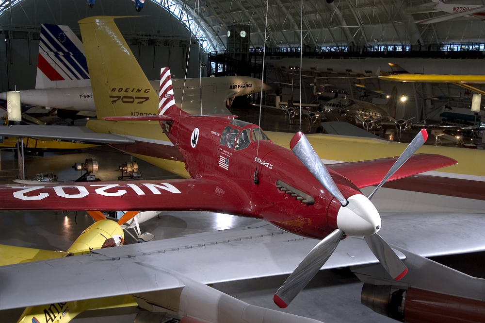 "North American P-51C, ""Excalibur III"""