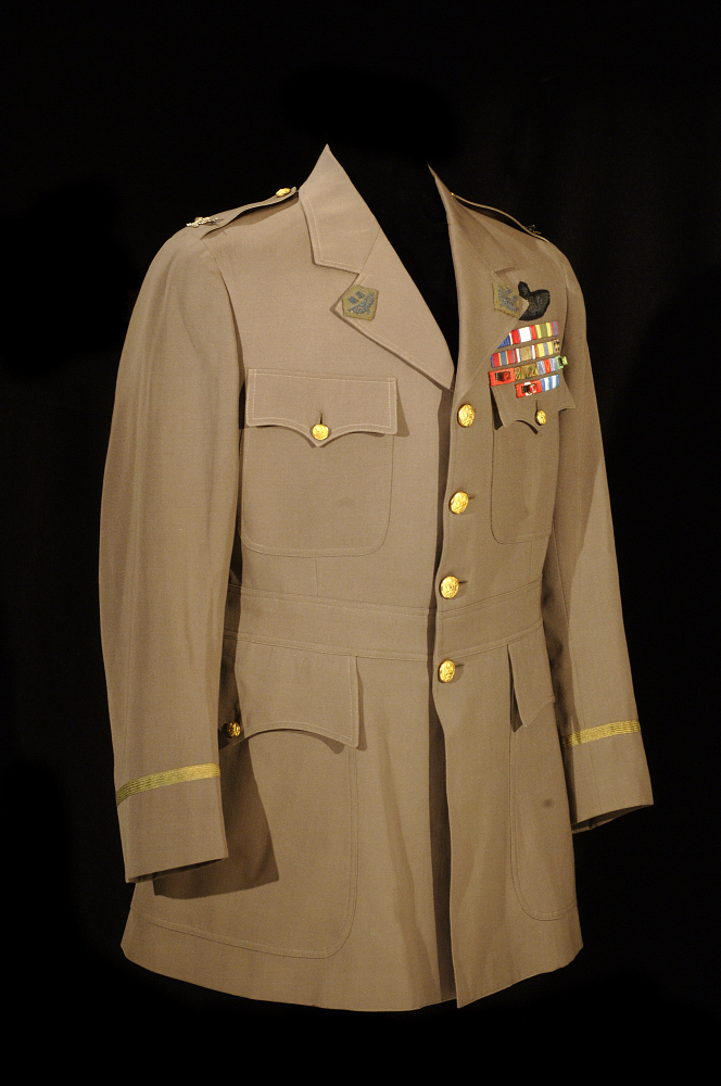 Coat, Service, United States Army Air Service, Gen. William Mitchell
