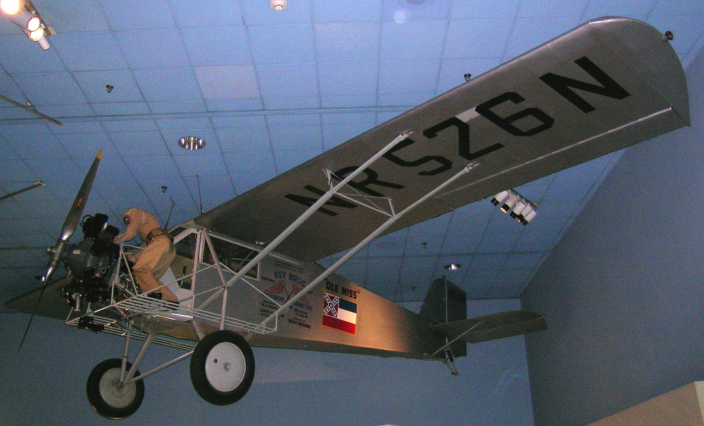Curtiss Robin J-1 Deluxe