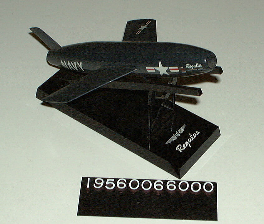 Model, Missile, Regulus I, 1:48,Model, Missile, Regulus I, 1:48