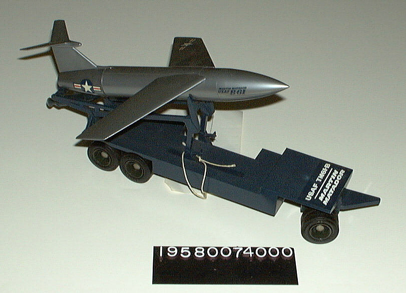 Model, Missile, Matador with Trailer,Model, Missile, Matador with Trailer