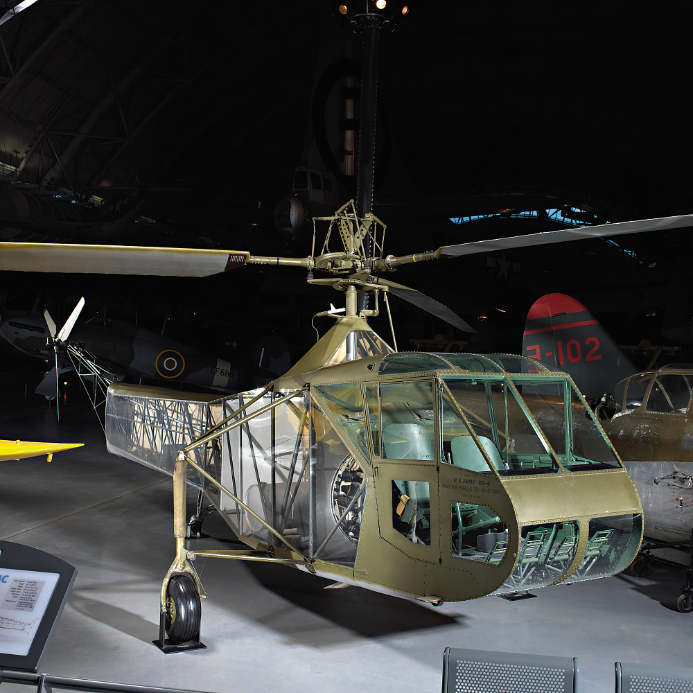 Vought-Sikorsky XR-4C