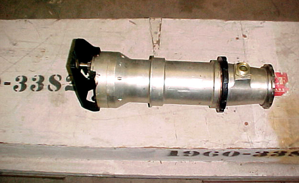 Rocket Engine, BMW 109-558