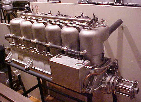 In-line 6, Sturtevant D-6 In-line Engine,In-line 6, Sturtevant D-6 In-line Engine