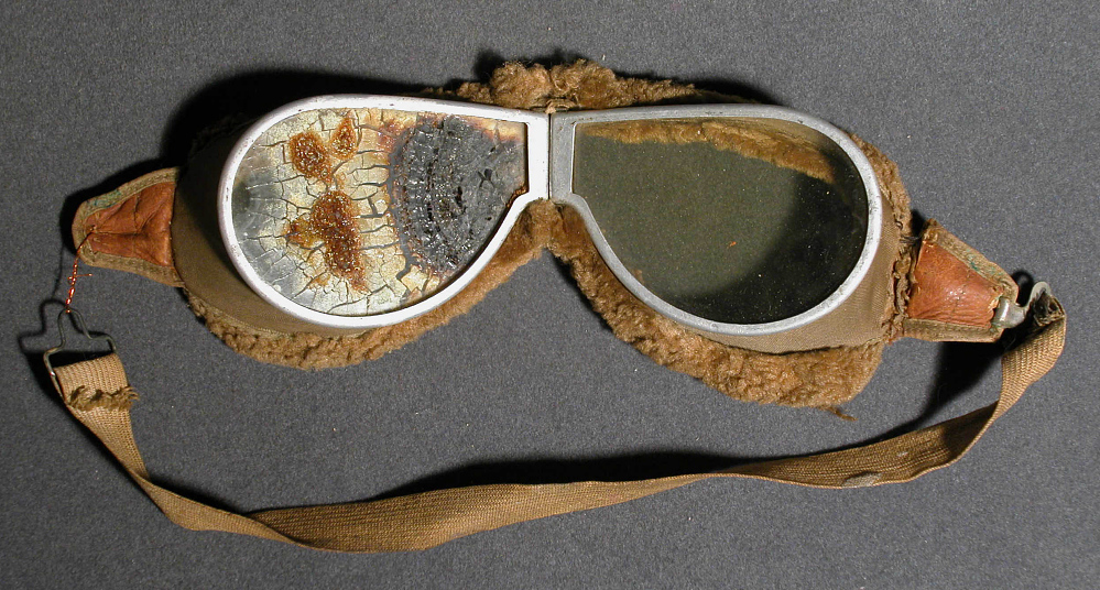 Goggles, Flying, United States Navy