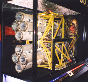 Rocket Engines, Liquid Fuel, Dual XLR-11 (X-15 Interim Engine Pair)