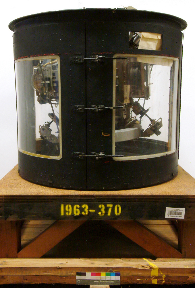 Guidance System, Stellar-Inertial, XN-2