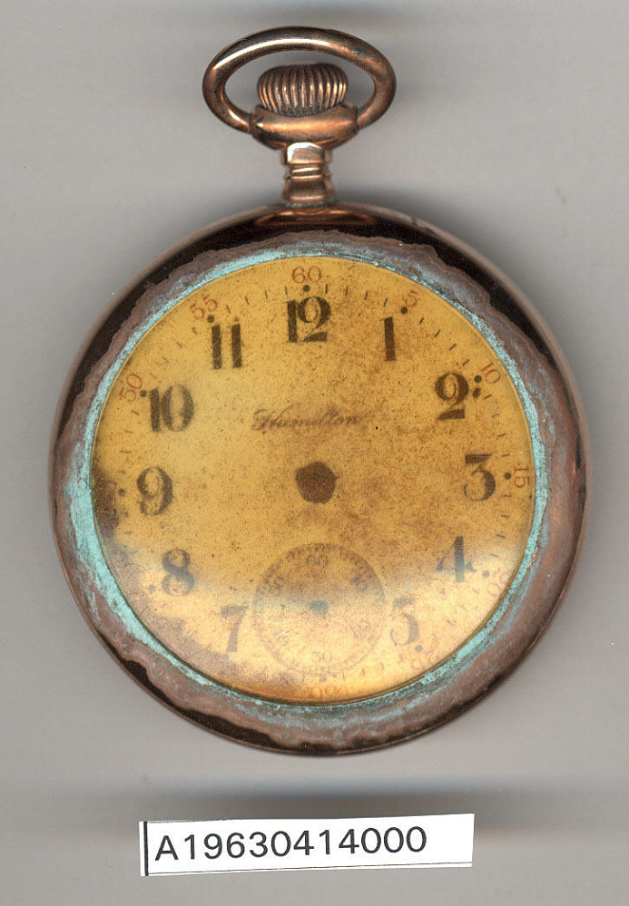 Pocket Watch, James H. Doolittle,Pocket Watch, James H. Doolittle