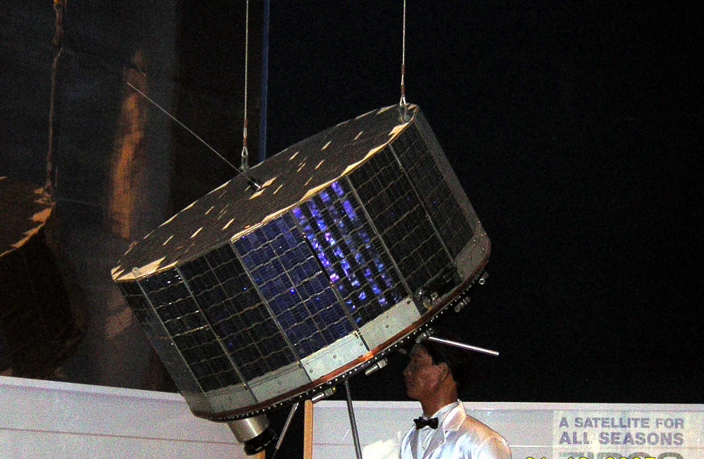 Meteorological Satellite, TIROS