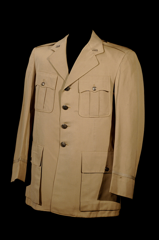 "Coat, Service, United States Air Force, Henry ""Hap"" Arnold"