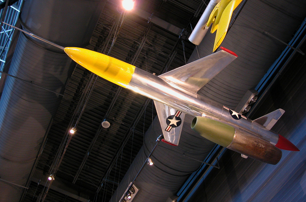 Missile, Air-to-Air, Drone and Test, Gorgon IV, also Designated KUM-1 or PVT-N-2