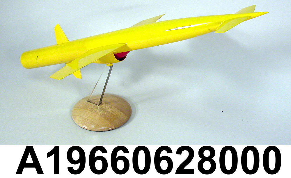Model, Rocket, 24M Ramjet,Model, Rocket, 24M Ramjet