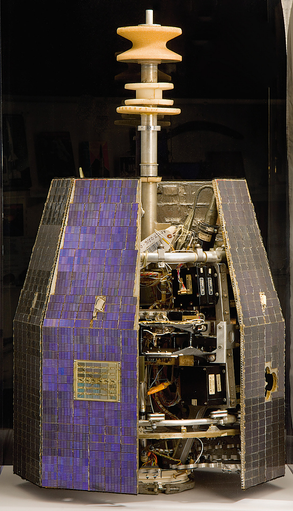 Communications Satellite, Relay 1