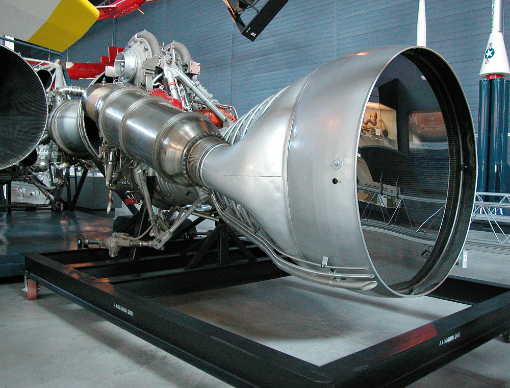 Rocket Engine, Liquid Fuel, H-1,Rocket Engine, Liquid Fuel, H-1