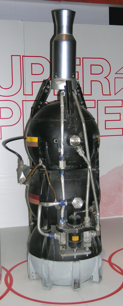 Rocket Engine, Liquid Fuel, JATO (Jet-Assisted-Take-Off), 25ALD-1000