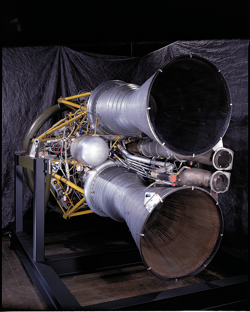 Rocket Engine, Liquid Fuel, Navaho Missile