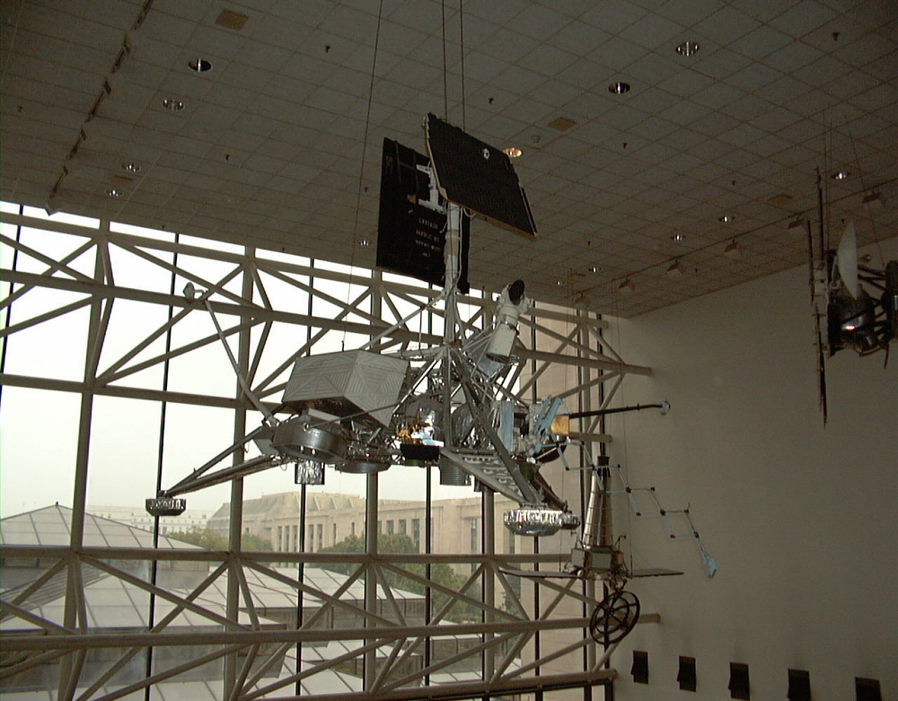 Lunar Lander, Surveyor