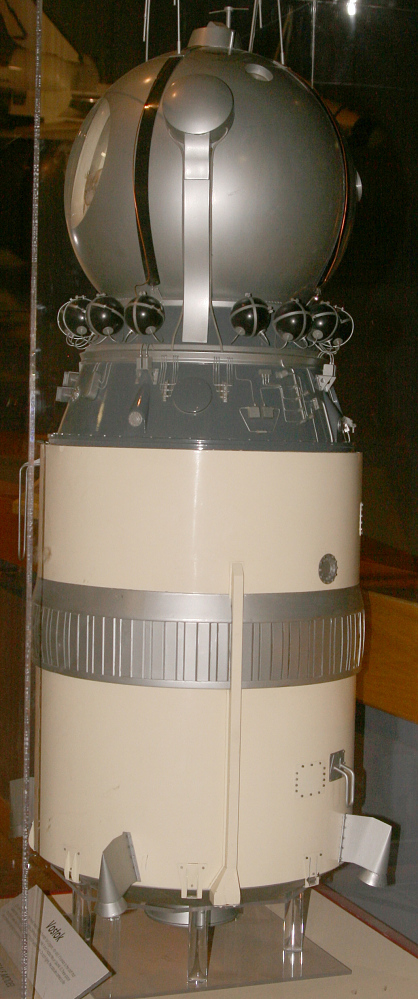 Model, Vostok 1 Spacecraft