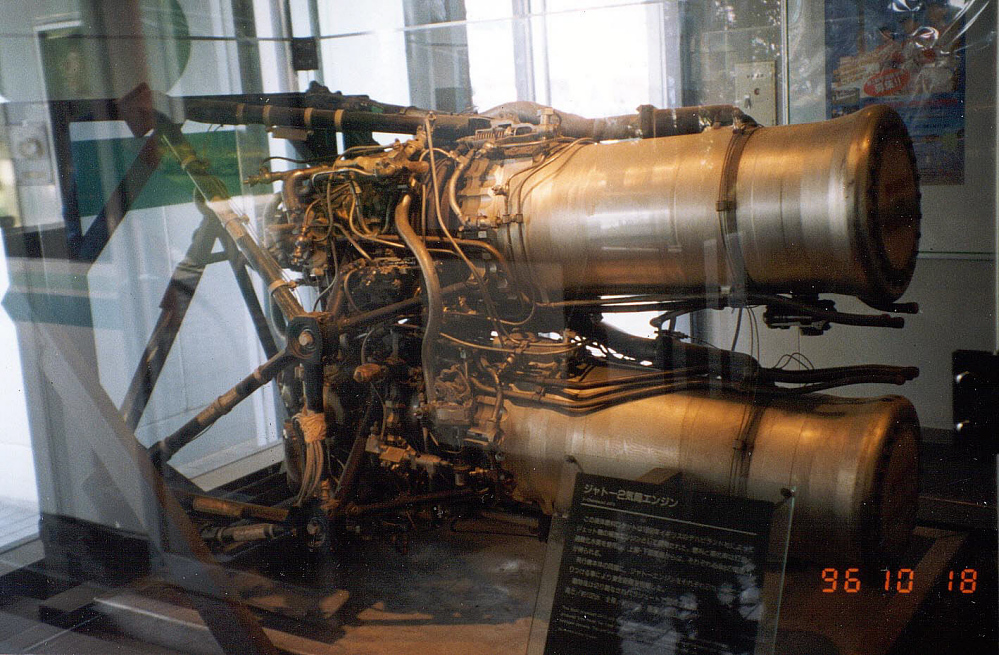 JATO (Jet-Assisted-Take-Off) Unit, Liquid Fueled, Double Spectre