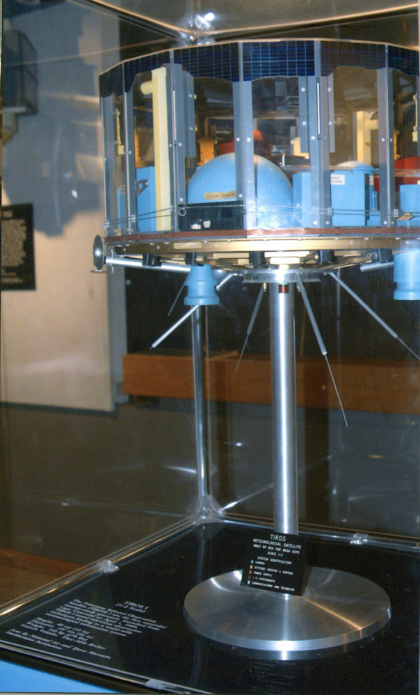 Model, Meteorological Satellite, Tiros