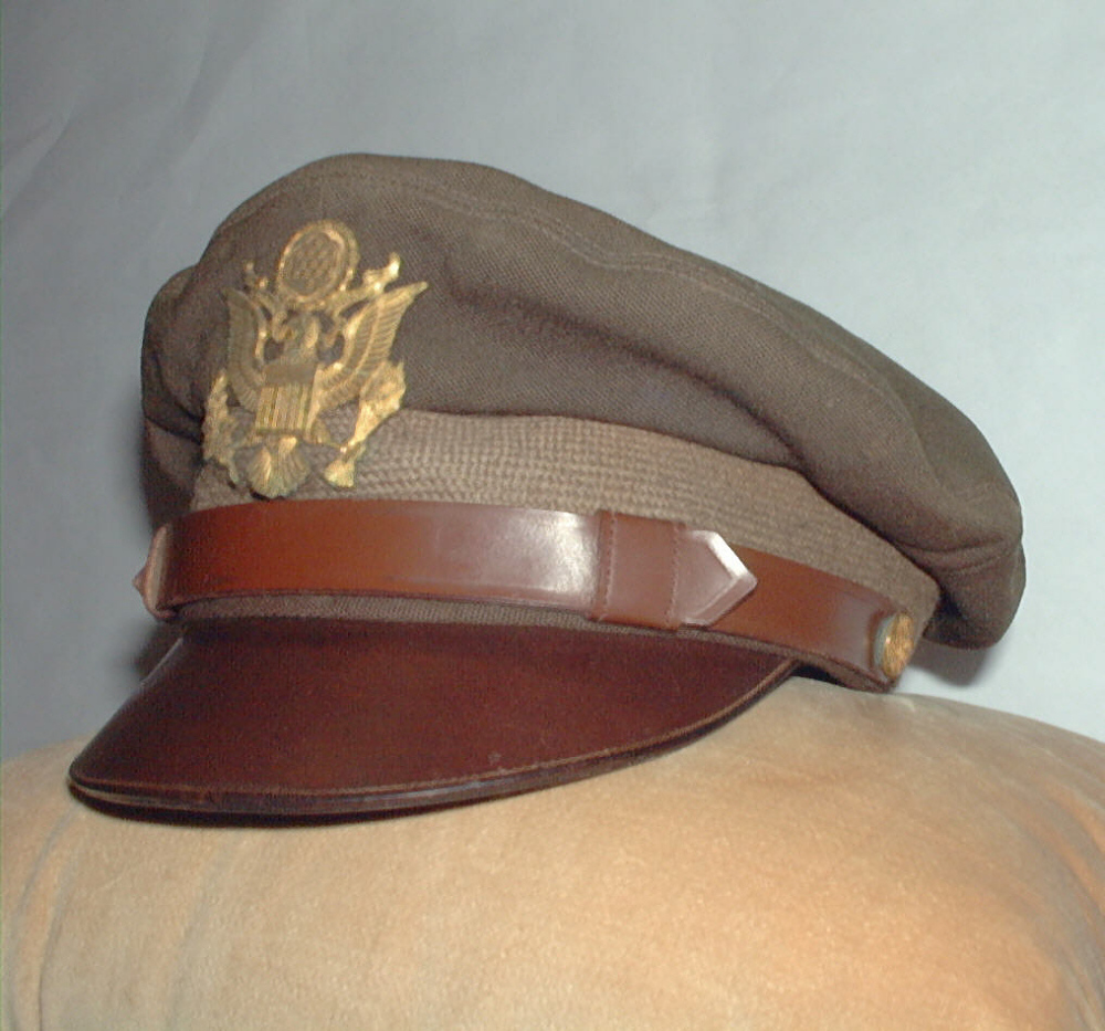 Cap, Service, Officer, United States Army Air Forces