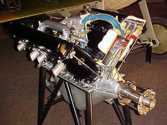 V-8, Hispano-Suiza A (Wright-Martin) Engine