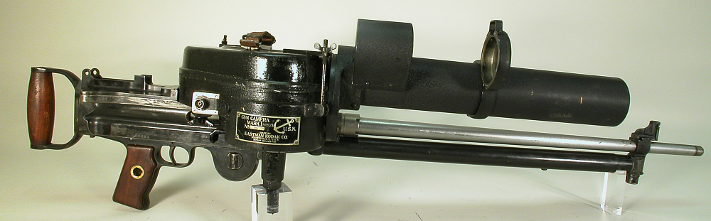Camera, Gun, Motion Picture, Kodak Mark 1, USN,