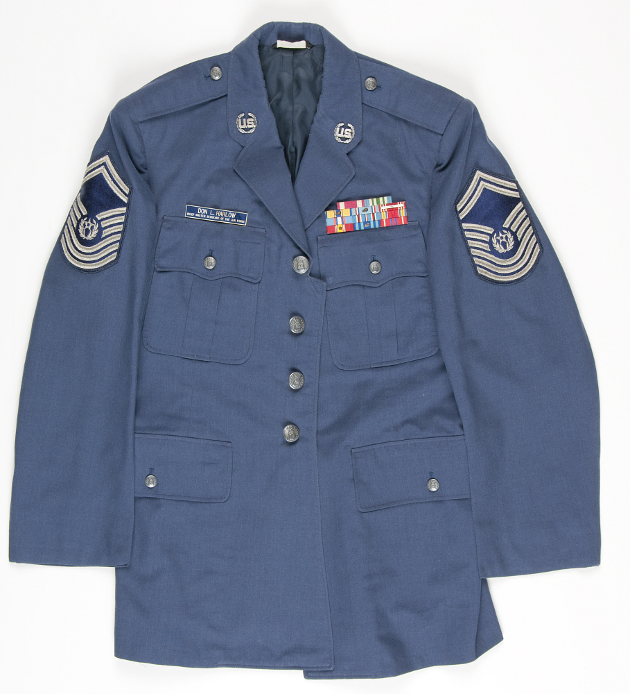 Coat, Service, United States Air Force,Coat, Service, United States Air Force