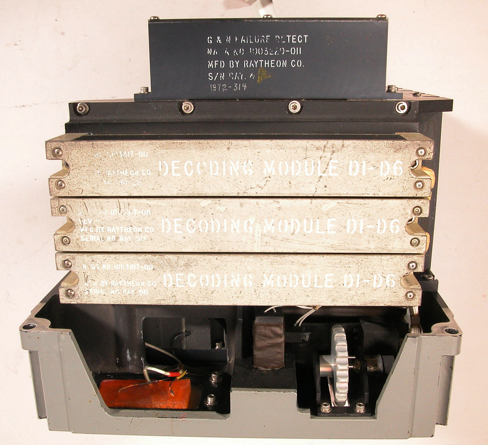 Keyboard, Display (DSKY), Apollo Guidance Computer