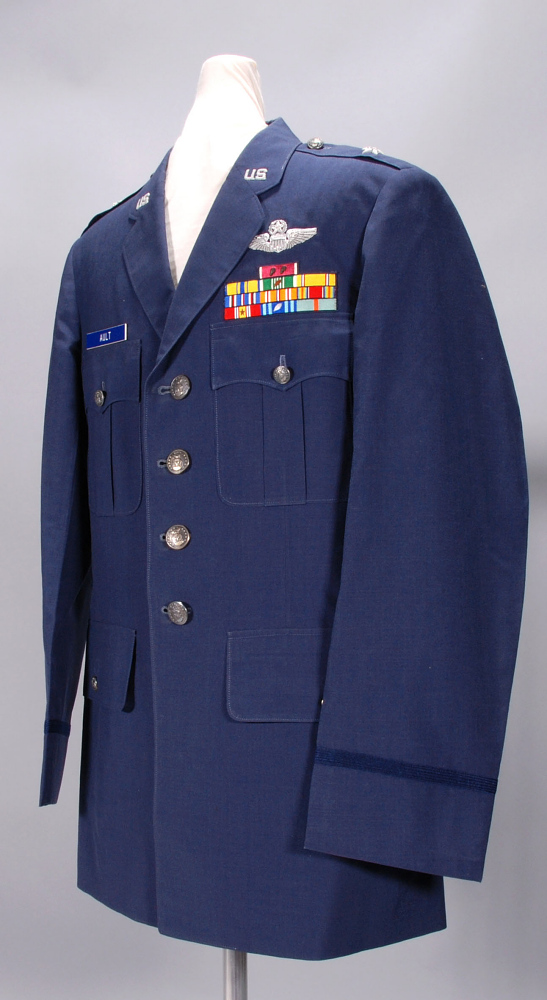 Coat, Service, Officer, United States Air Force,Coat, Service, Officer, United States Air Force