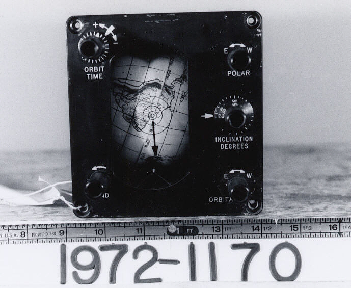 Earth Path Indicator, Mercury 4