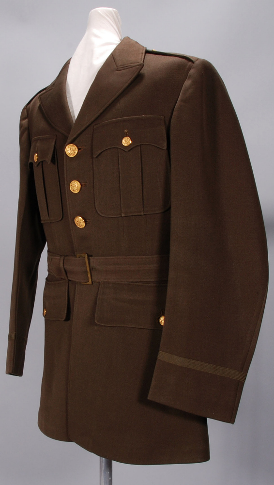 Coat, Service, Type M1940, United States Army Air Forces,Coat, Service, Type M1940, United States Army Air Forces