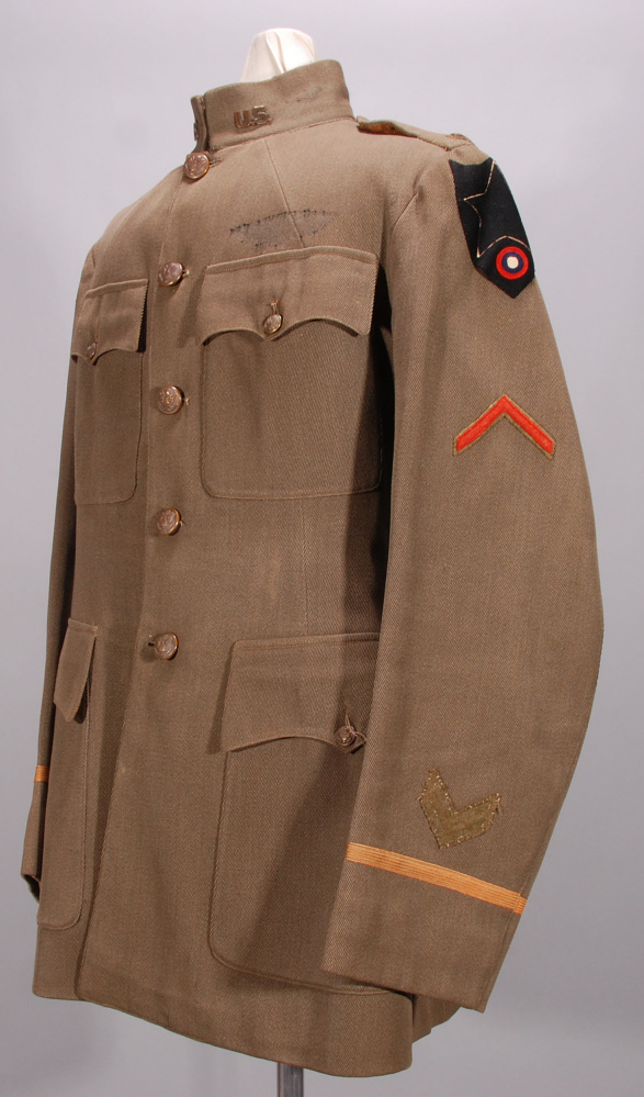 Coat, Service, United States Army Air Service