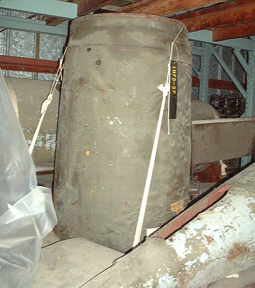 Missile, Cruise, V-1 (Fi 103, FZG 76), Center Section