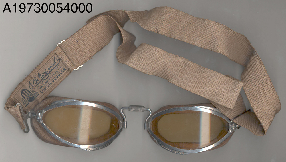 Goggles, Flying, United States Air Corps, Gen. James H. Doolittle