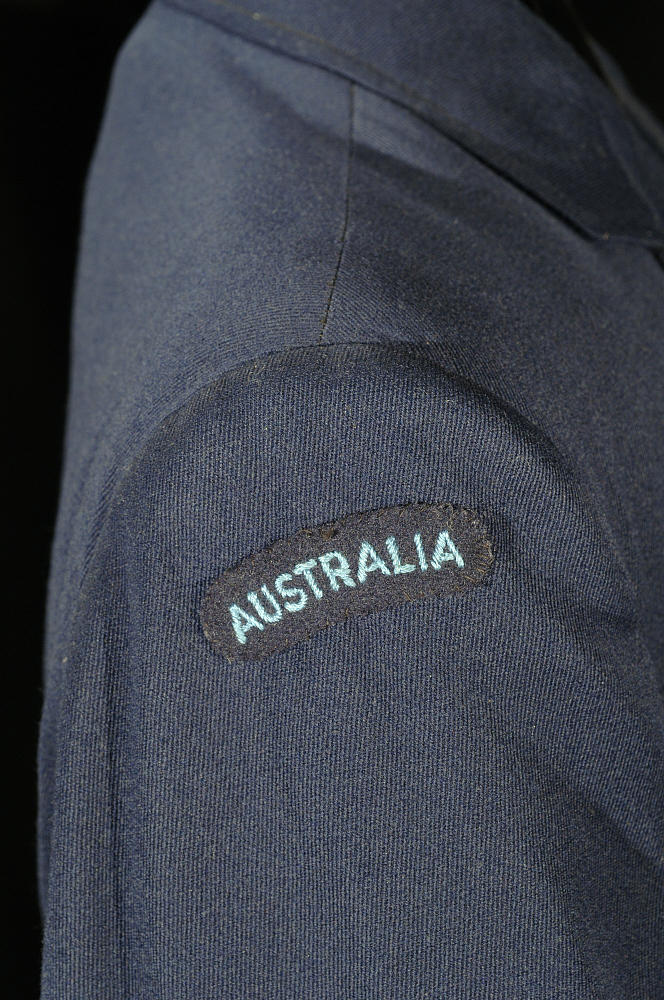 Coat, Service, Officer, Royal Australian Air Force